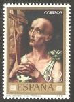 Stamps Spain -  San Jerónimo