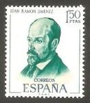 Sellos de Europa - España -  Juan Ramón Jiménez
