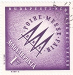 Stamps Hungary -  M