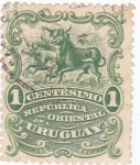 Stamps Uruguay -  Ganadería
