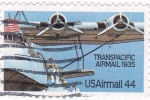 Stamps United States -  Transpacific