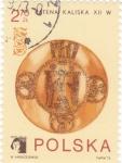 Sellos de Europa - Polonia -  Patena Kaliska XII