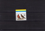 Stamps America - Chile -  aves chilenas