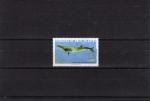 Stamps Chile -  cetaceos de chile