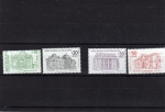 Stamps Chile -  museos