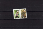 Stamps Chile -  personajes populares