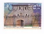 Sellos del Mundo : Europa : España : Puerta de San Lorenzo.Laredo