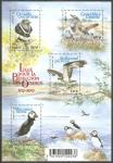 Stamps France -  LIGA  PARA  LA  PROTECCIÒN  DE  LAS  AVES  1912-2012