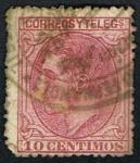 Stamps Spain -  CORREOS Y TELEGRAFO