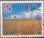 Stamps : Asia : Japan :  80 yenes 1999