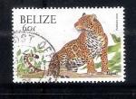 Sellos de America - Belice -  Jaguar: Panthera onca
