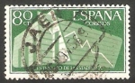 Stamps : Europe : Spain :   1197 - Centº de la Estadística Española