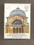 Stamps United Kingdom -  Edificios notables