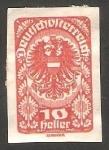 Stamps Austria -  Escudo de armas