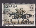 Stamps Spain -  Servicio de correos- Correo rural