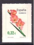 Sellos de Europa - España -  gladiolo