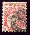 Sellos del Mundo : Europa : Italia : Cruz Roja
