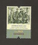 Sellos de Europa - Portugal -  Centenario de las Misiones Laicas
