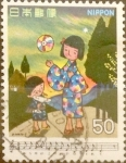 Stamps : Asia : Japan :  Intercambio jxi 0,20 usd 50 yenes 1979