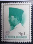 Sellos de Asia - Indonesia -  República de Indonesia.