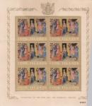 Stamps Oceania - Cook Islands -  ISLAS COOK - Adoracion al Niño