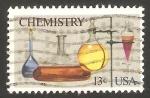 Sellos de America - Estados Unidos -  1133 - Centº de la Sociedad americana de Química