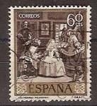 Sellos de Europa - España -  ESPAÑA SEGUNDO CENTENARIO USD Nº 1241 (0) 60C CASTAÑO OSCURO