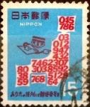 Sellos de Asia - Japón -  Intercambio 0,50 usd 15 yenes 1968