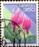 Sellos de Asia - Japón -  Intercambio 3,00 usd 350 yenes 1994