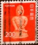 Sellos de Asia - Japón -  Intercambio 0,20 usd 200 yenes 1976