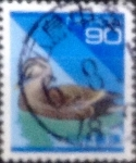 Stamps : Asia : Japan :  Intercambio 0,80 usd 90 yenes 1994
