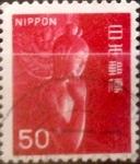 Sellos de Asia - Japón -  Intercambio 0,20 usd 50 yenes 1967