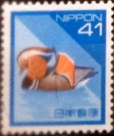 Stamps : Asia : Japan :  Intercambio 0,35 usd 41 yenes 1992