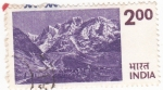Stamps : Asia : India :  El Himalaya