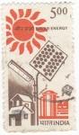 Stamps : Asia : India :  Energia solar