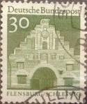 Stamps Germany -  Intercambio 0,20 usd 30 pf 1966