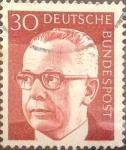 Sellos de Europa - Alemania -  Intercambio 0,20 usd 30 pf 1970