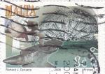 Sellos de Europa - Malta -  Forjando artesanía