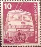 Sellos de Europa - Alemania -  Intercambio 0,20 usd 10 pf 1971