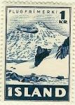 Stamps Europe - Iceland -  monte Thyrill Hvalfjor