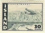 Stamps Europe - Iceland -  Isafjord