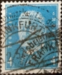 Stamps : Europe : Germany :  Intercambio nxrl 0,30 usd 4 pf 1931