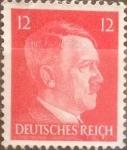 Sellos del Mundo : Europa : Alemania : Intercambio agm 0,20 usd 12 pf 1941