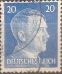 Sellos del Mundo : Europa : Alemania : Intercambio agm 0,20 usd 20 pf 1941