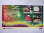 Stamps Venezuela -  Navidad 2006 - (Pligo de 4 Sellos)