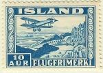 Stamps Iceland -  Costa de Islandia