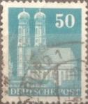 Sellos de Europa - Alemania -  Intercambio 0,20 usd 50 pf 1948