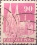 Sellos del Mundo : Europa : Alemania : Intercambio mas 0,20 usd 90 pf 1948