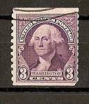 Stamps United States -  Washington.