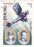 Sellos de Europa - Polonia -  Pioneros de la aviación